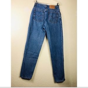 550 Levis Vintage High Waisted Mom Jeans